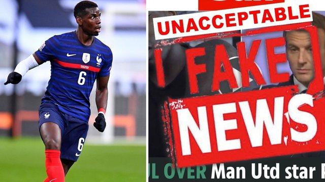 U largua nga kombëtarja? Paul Pogba tërbohet: Fake News!