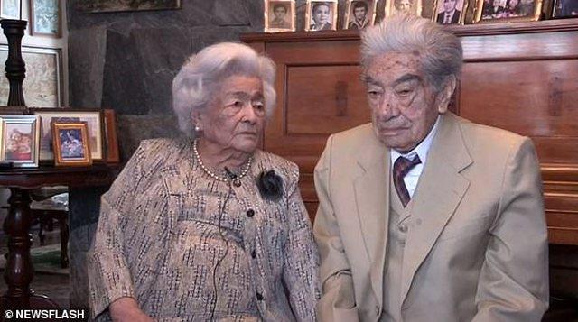 Fituan Guiness si çifti më i moshuar në botë, burri ndahet