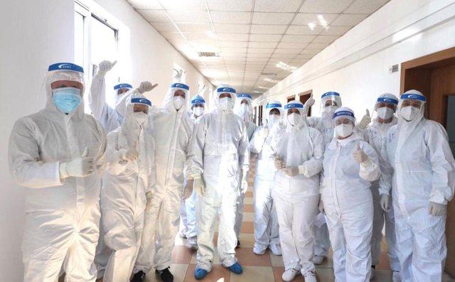 Dalin pamjet nga spitali Covid 3/ Ministrja bën premtimin për