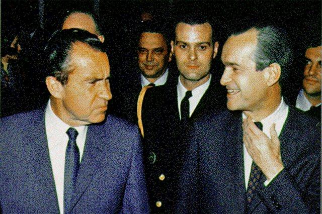 Dalin dokumentet pas 50 vitesh: Ja si Niksoni favorizoi grushtin e shtetit