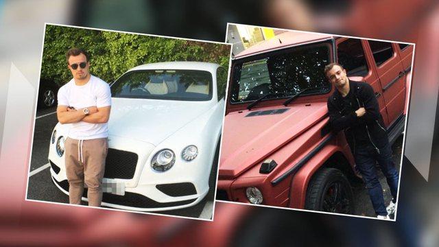 Super makina e Xherdan Shaqirit shqetëson mediat serbe, ja