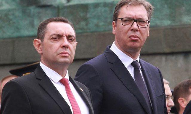 Vuçiç dhe Vulin kërkojnë leje për të vizituar