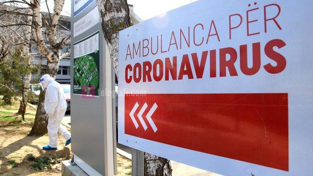 10 të vdekur nga Covid-19, rastet e reja në 24 orët e fundit