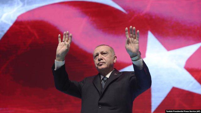 """""""Mbani premtimet për anëtarësimin""""- Erdogan hirrje"""