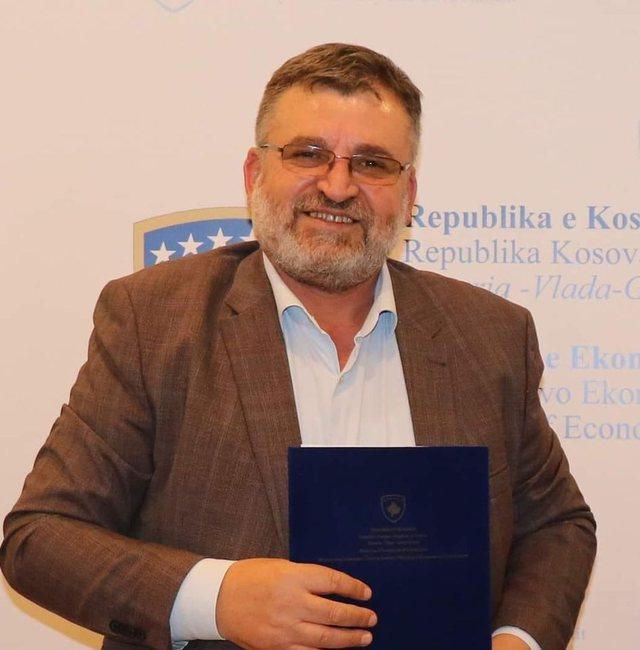 Ministri i Ekonomisë, Kuçi infektohet me Covid