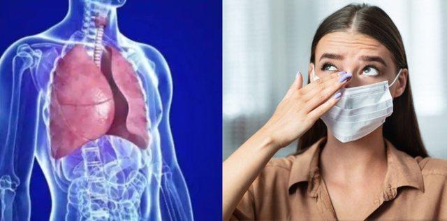 Probleme me frymëmarrjen nga maska? Zbuloni mënyrën si të