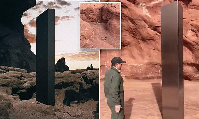 VIDEO/ Alienë? Zbulimi befasues në mes të shkretëtirës,