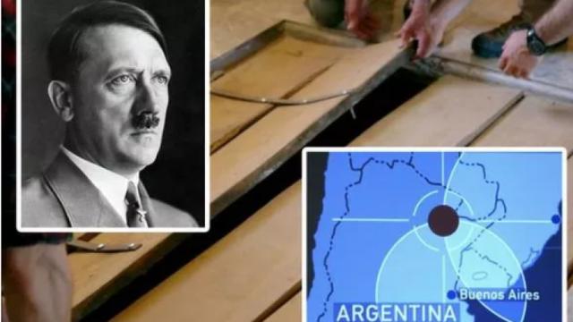 Vendi i fshehtë i Hitlerit? Bunkeri 'i dyshimtë' i gjetur