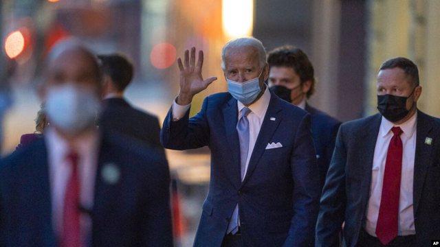 Drejt Shtëpisë së Bardhë, Biden bën deklaratën e