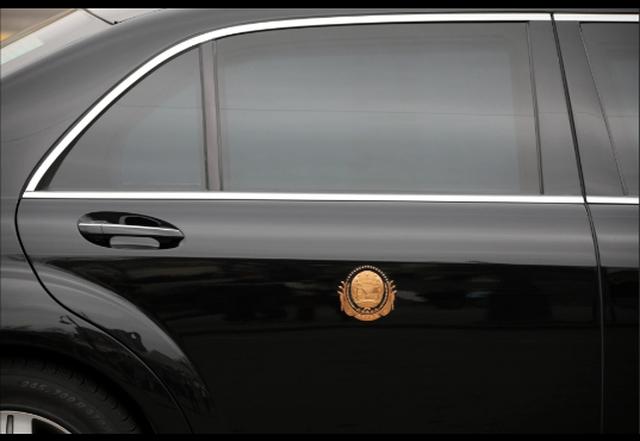 Kjo është limuzina 1.3 milionë paund e Kim Jong-Un (FOTO)