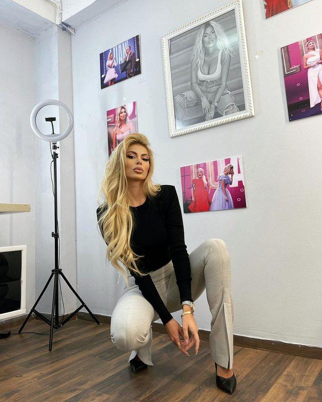 Luana Vjollca zbulon detaje nga performanca e saj live të shtunën: