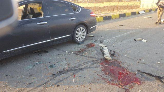 Fotot/ Atentati me bombë dhe brëshëri plumbash, vritet kreu i