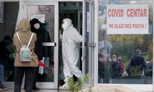 Media franceze: Covid, spitalet në Ballkan drejt kolapsit dhe me mungesa