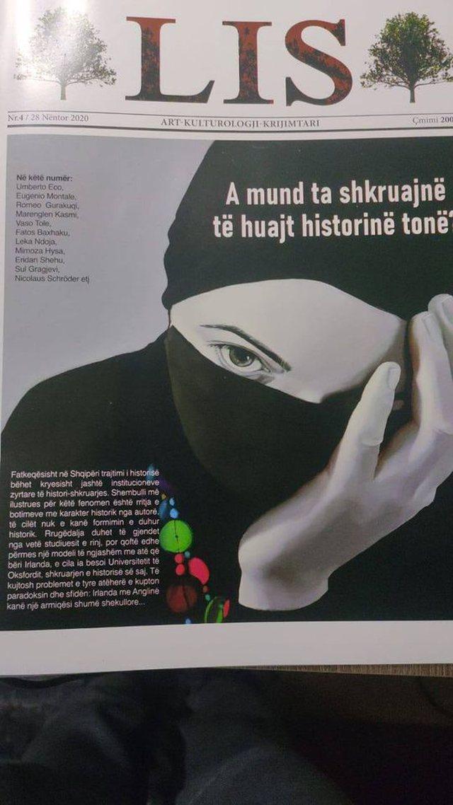 """Kushtuar artit dhe kulturës/ """"Lis"""", revista më e re"""