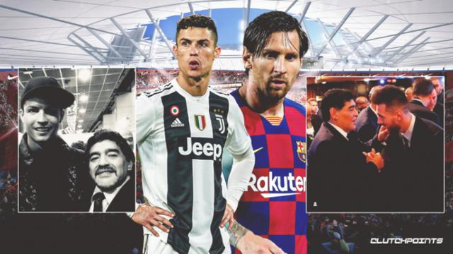 Messi apo Ronaldo? Kur Maradona i përgjigjej në mënyrë