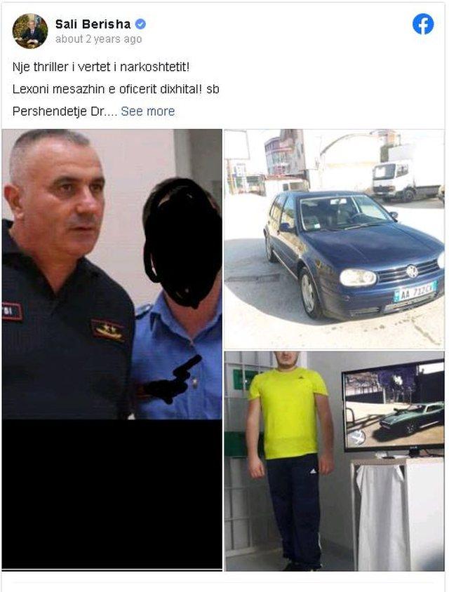 Berisha nuk i ndahet Drejtorit të Burgut Fier me akuza të pabazuara