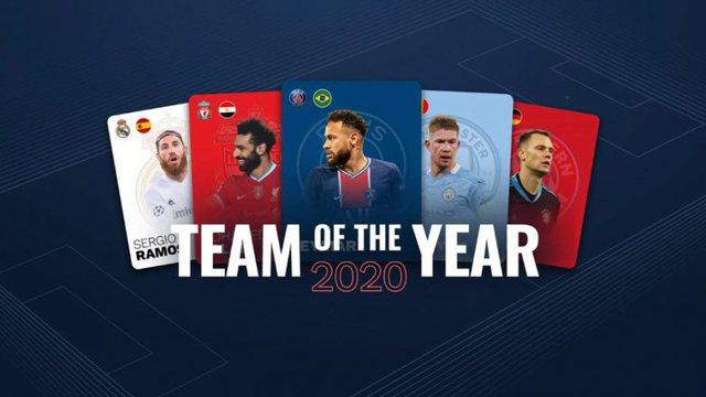 Lista e plotë për formacionin e vitit sipas UEFA-s, Ronaldo bën