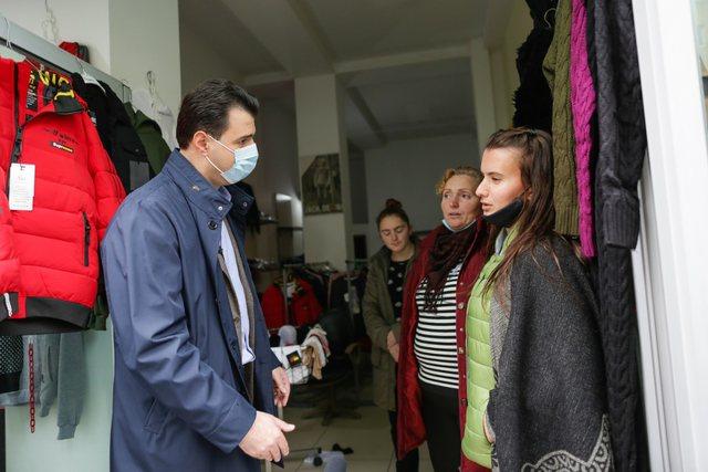 Basha takime në Lezhë me biznesin: Të bëhemi bashkë