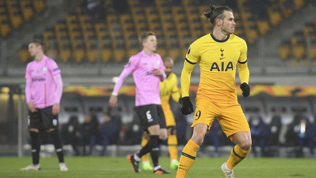 Europa League/ Bale shënon golin e 200-të, kalon Tottenham; Real