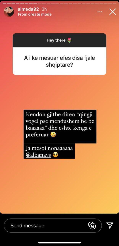 """A i ka mësuar djalit shqip? Almeda Abazi zbulon edhe """"sekretet"""""""