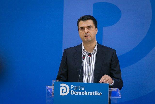 """Basha rikthen sloganin Berishës të 2005-ës """"Koha për"""
