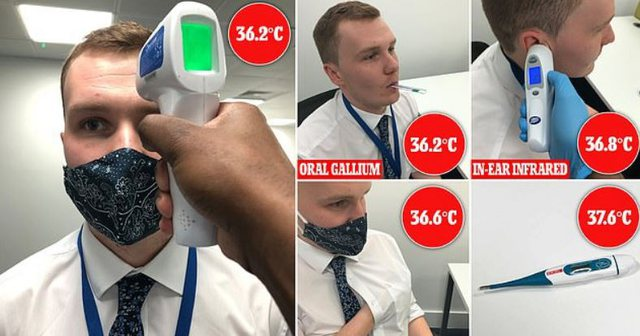 Kini kujdes nga termometrat me infrared/ Studimi: Nuk janë aspak të