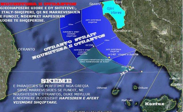 Merret vendimi/ Greqia miraton dekretin për zgjerimin deri në 12 milje