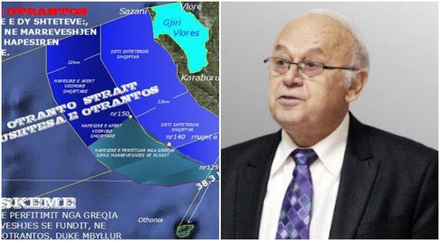 Zgjerimi i Greqisë me 12 milje në detin Jon, reagon Myslym Pashaj: