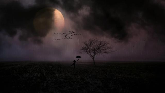 Pse hëna u zhduk në vitin 1110?