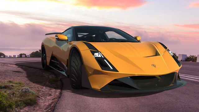 Rivale e Lamborghini dhe Ferrari, projektohet supermakina e parë shqiptare