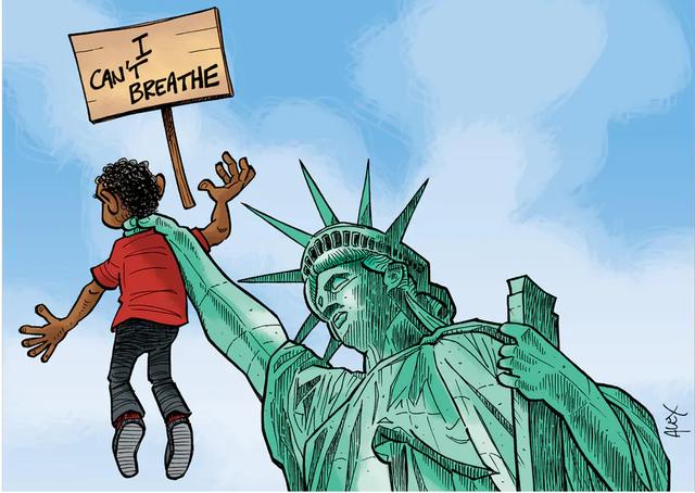 2020, një vit i vetmuar, por i artë për karikaturistët