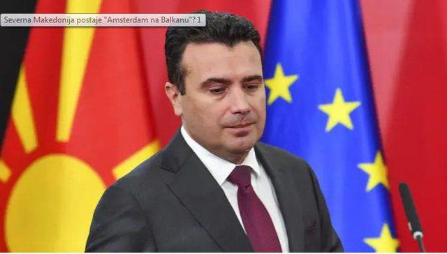 """Mediet serbe: Maqedonia Veriore po kthehet në """"Amsterdamin e"""