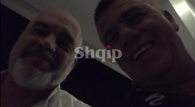 VIDEO/ 'Raki Skrapari vëlla, na fto...', si e joshën Rama