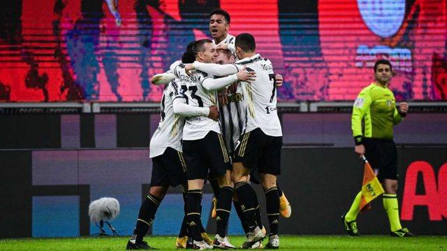Juventusi ul me këmbë në tokë Milanin, i shkakton humbjen e