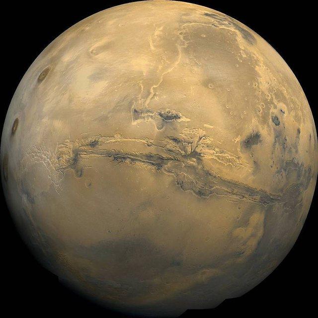 FOTO nga Marsi/ NASA publikon pamjet e pabesueshme nga kanioni i madh i Planetit