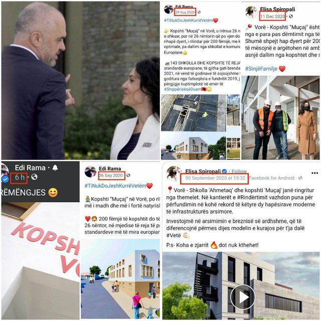 Inaugurimet e qeverisë bëhen bajate, 7 postime për një