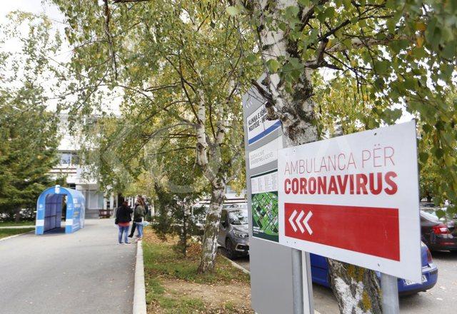 Gjashtë të vdekur dhe 206 raste me COVID në Kosovë