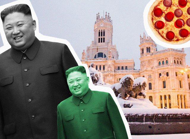 """""""Bora në Spanjë është plastike apo sozia e Kim"""