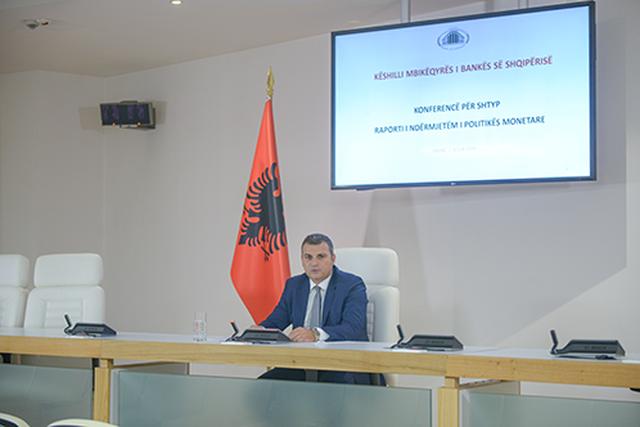 Banka e Shqipërisë shtyn me 3 muaj masat lehtësuese për