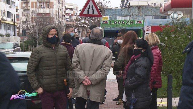 Plumba dhe gjak mes ndërtuesve në Tiranë, 120 familje lihen