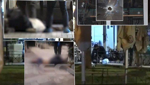 VIDEO/ Britma e gruas para shqiptarit të vrarë, mediat nxjerrin pamje