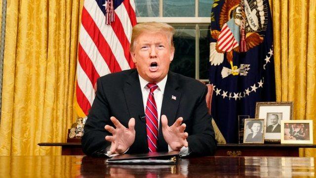 Trump flet për herë të parë pas ngritjes së akuzave