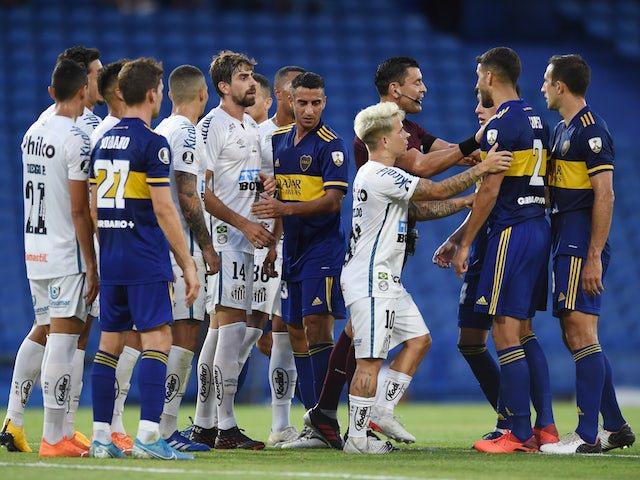 Video/ Santos mposht Boca Juniors, një finale braziliane për