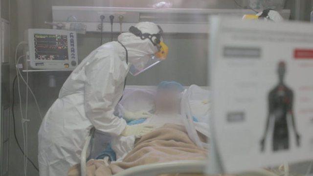 COVID/ Rritet numri i personave të shtruar në spital dhe i