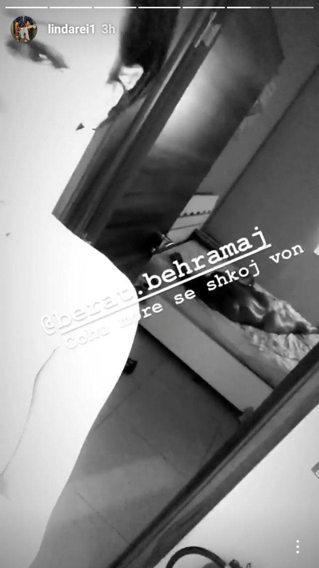 Postoi videon e Beratit lakuriq në shtrat, Linda Rei zbulon si qëndron