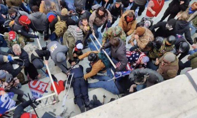 Frikë në SHBA, paralajmërohen protesta të armatosura në