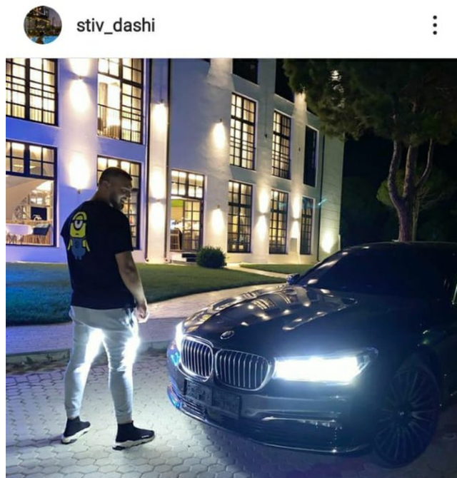 """Zbulohet drejtuesi i BMW që """"fluturoi"""" me 150 km/orë tek"""