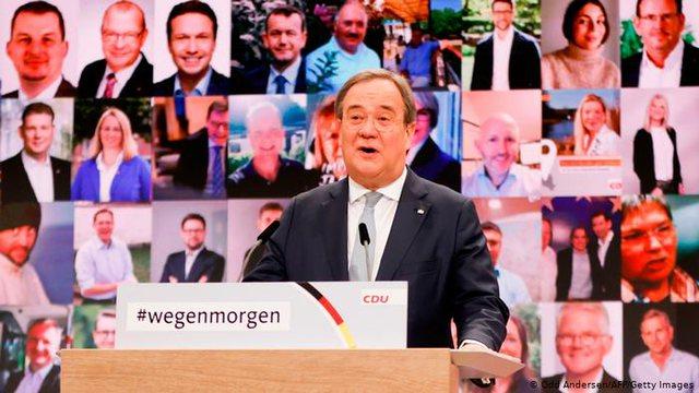 CDU-ja zgjedh vazhdimësinë, por lufta për kancelar e hapur