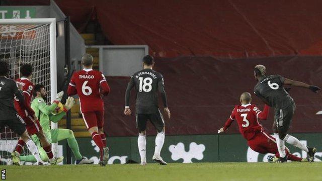 Video/ Nuk ka gola në duelin Liverpool-Manchester United