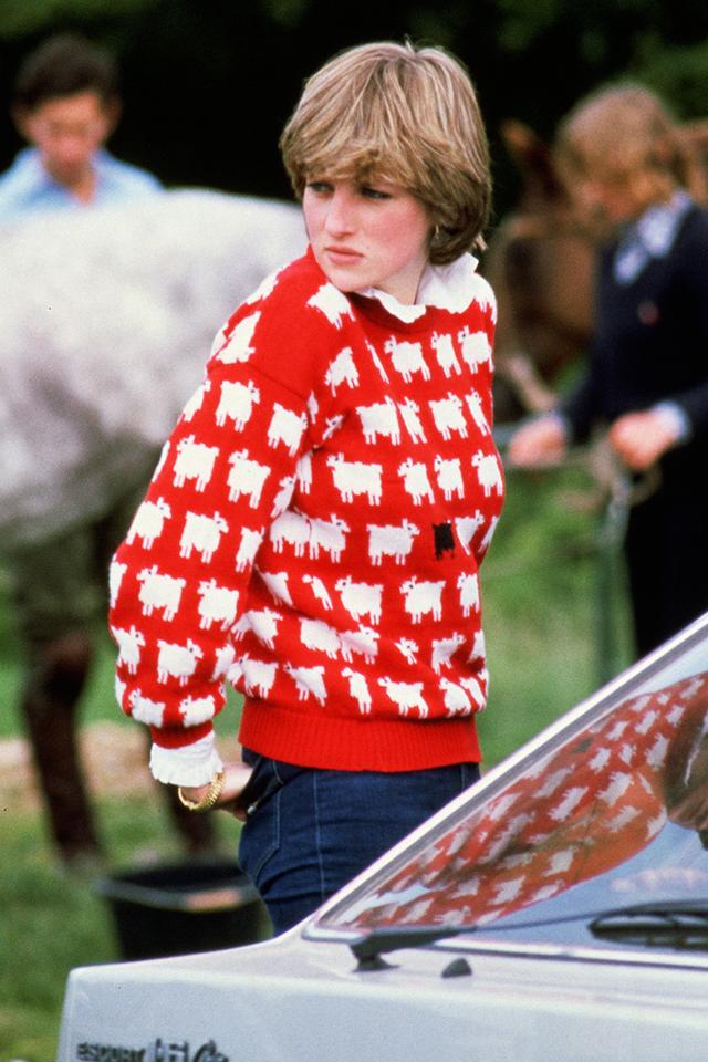 Çfarë vishte Princeshë Diana para se të bëhej